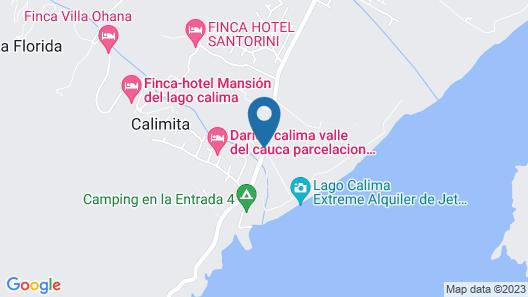 Hotel Osadía Ventura Map