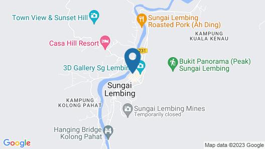 Yee Tai Cafe & Inn Map