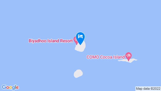 Biyadhoo Island Resort Map