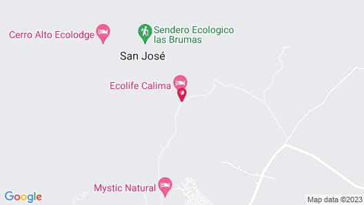 EcoLife Calima Map