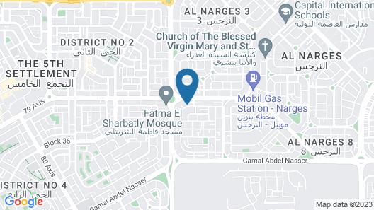 610 Residence Map