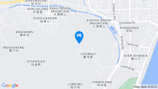 Crowne Plaza Hangzhou Thousand Island Lake Map