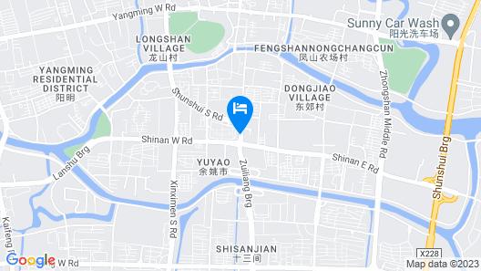 Excemon Yuyao Yulan Hotel Map