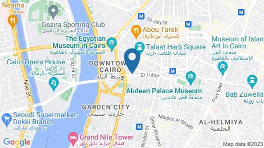 Tulip Hotel Map