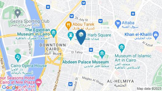 Meramees Hostel Map