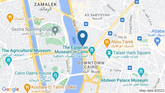 Ramses Hilton Map