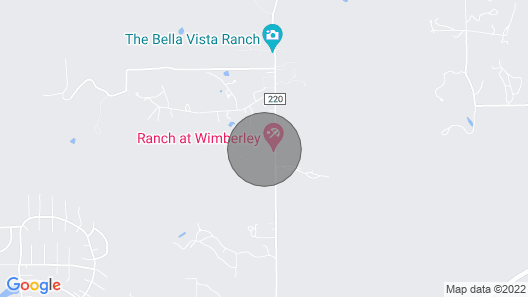 Amazing Ranch Sleeps 42 Plus! Located On 75 Acres With A Pool And Barn Map