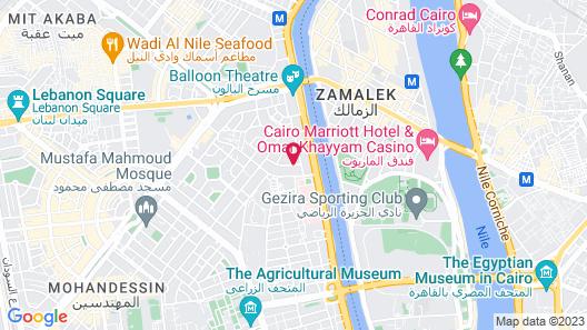 Mayorca Hotel Map