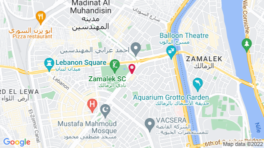 Holidays Express Hotel Map
