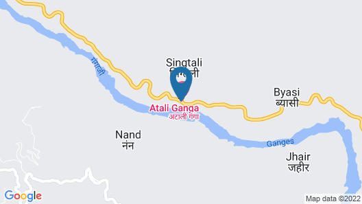 Atali, Ganga Map