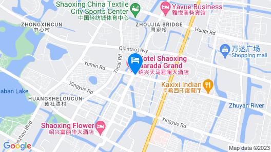 Starway Hotel Map