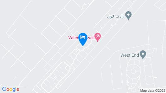 Villa One Map