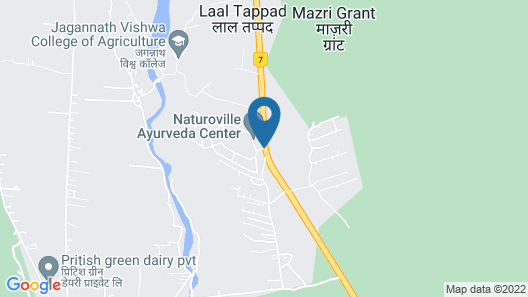 Naturoville Ayurvedic and Yoga Retreat by OpenSky Map