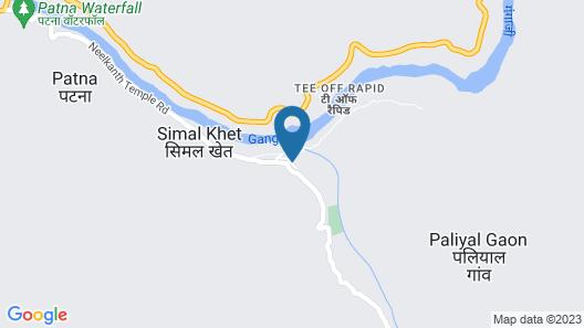 WildHawk Adventures Map