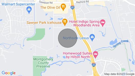 Beautiful Condo Near Exxon Campus Map