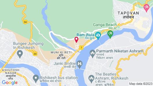 The Ayali Rishikesh Map