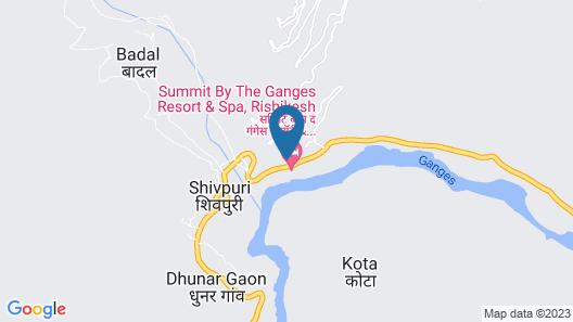 Panchvati cottage Map