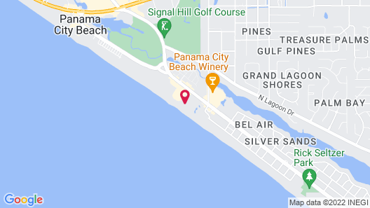 Summit Beach Resort by H2O VR Map
