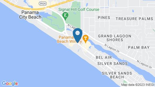 Summit Beach Resort by Resort Collection Map
