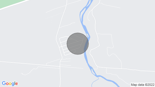 Wakulla River Hidden Cottage Retreat Map