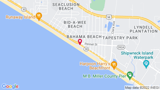 Casa Loma Inn Map