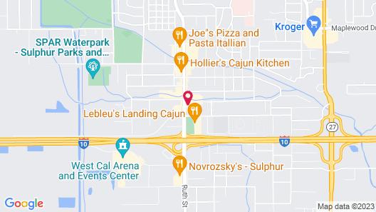 HomeTel Inn Map