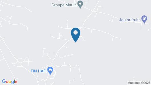 Dar El Yasmine Biougra  Map