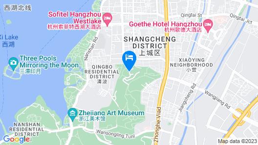 Linxi Wushan Inn Map