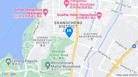 Cheng Zhai Map