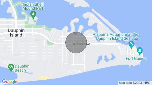 Beach BOHO - Live like a local! Map