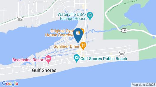 Vacation Homes by Hosteeva Map