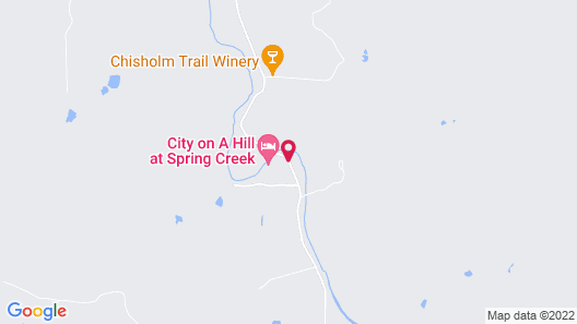 City on a Hill at Spring Creek Map