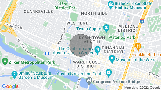 !!!!presidential Suite!!!! - Your Home Away From Home FOR Sxsw Map