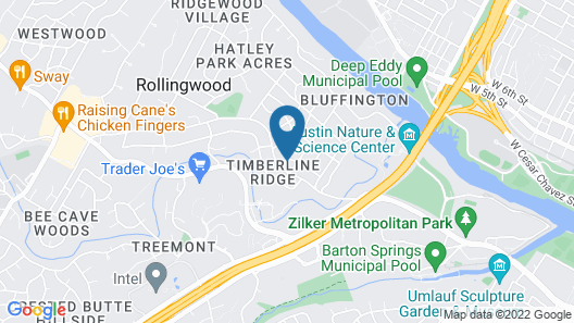 2602 Austin - 5 Br Home Map