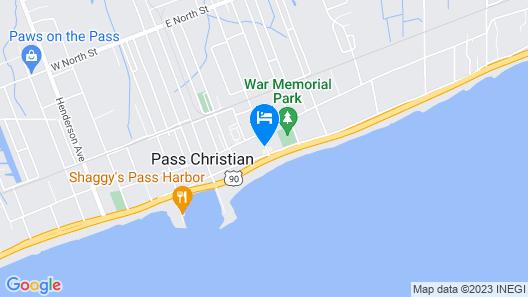 Hotel Whiskey Map
