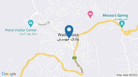Alhamadeen Houses Map
