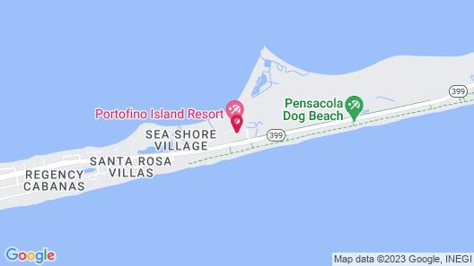 1 Portofino 1005 Map