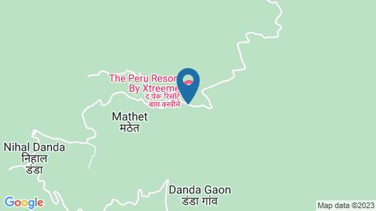 The Peru Resort by Xtreeme Map