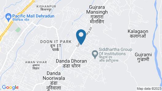 Cabana Affairs Map