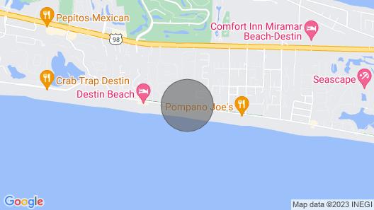 Great Last Minute deals, Beach Service, WIFI  Map