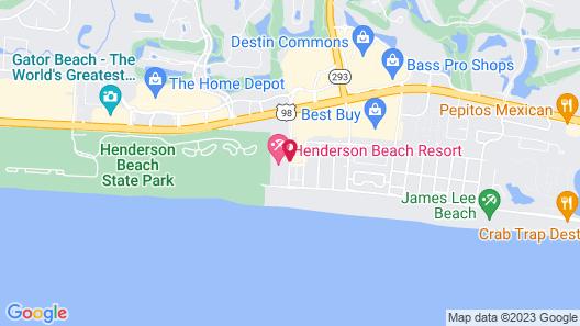 The Henderson Lofts Map