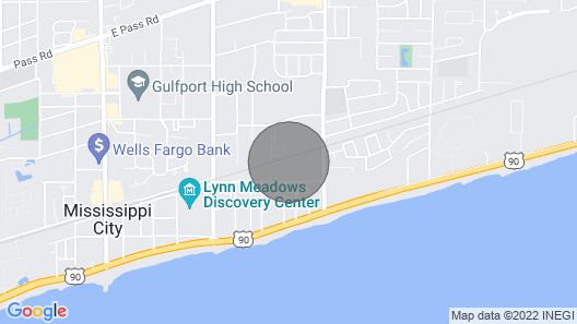 ? Yellow Beach Townhouse Retreatbnb Map