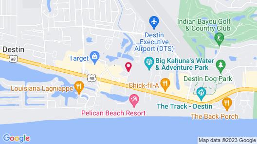 Wingate by Wyndham - Destin FL Map
