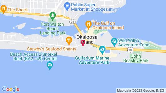 Waterscape Condominiums Map