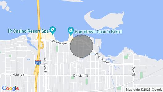 New! Modern Cottage by Boomtown, ~ 1 Mi to Beach! Map