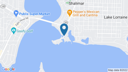 The Yacht Map