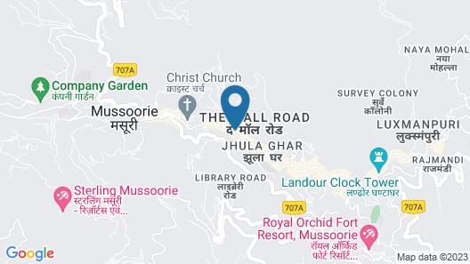 Tulip Inn Green Castle Map
