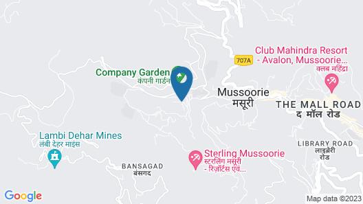 Dunsvirk Court Luxury Boutique Resort Map