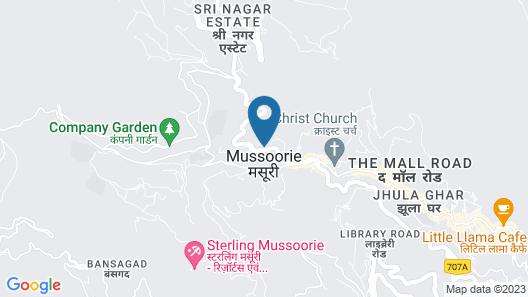 OYO 899 Dwaper Hotel Map