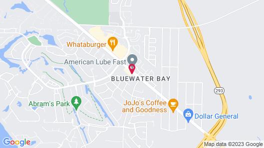 Days Inn by Wyndham Niceville/Eglin Air Force Base Map